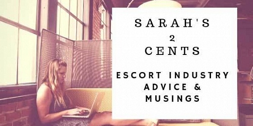 Sarah's 2 Cents Escort Advice's Cover Photo